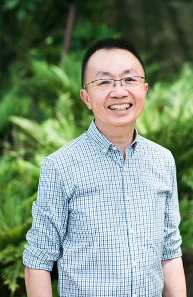 Rev. Andrew Kwong