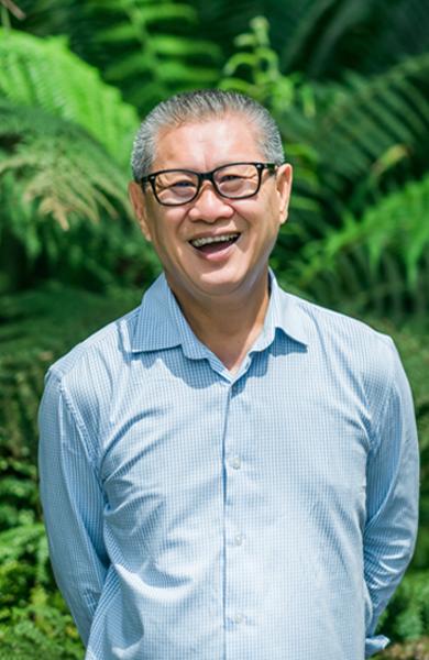 Rev. Dr. Robert Lim