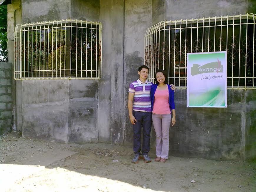 Pastor Leo and Rachel Engreso
