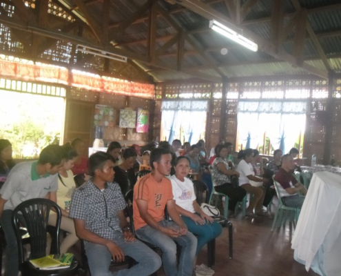 The participants of the CPM Seminar