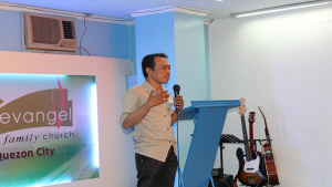 Grateful. Bro. Nelson shares how Evangel Family Church Quezon City made a 360-degree turn in his life.
