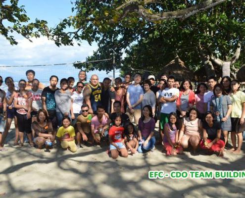 EFC CDO Team Building