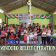 mindoro relief operation 4