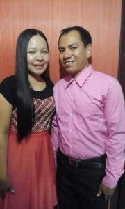 Pastor Jefrrey & Jenyrie Arogrante
