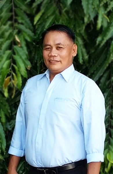 Rev. Domingo F. Galagata