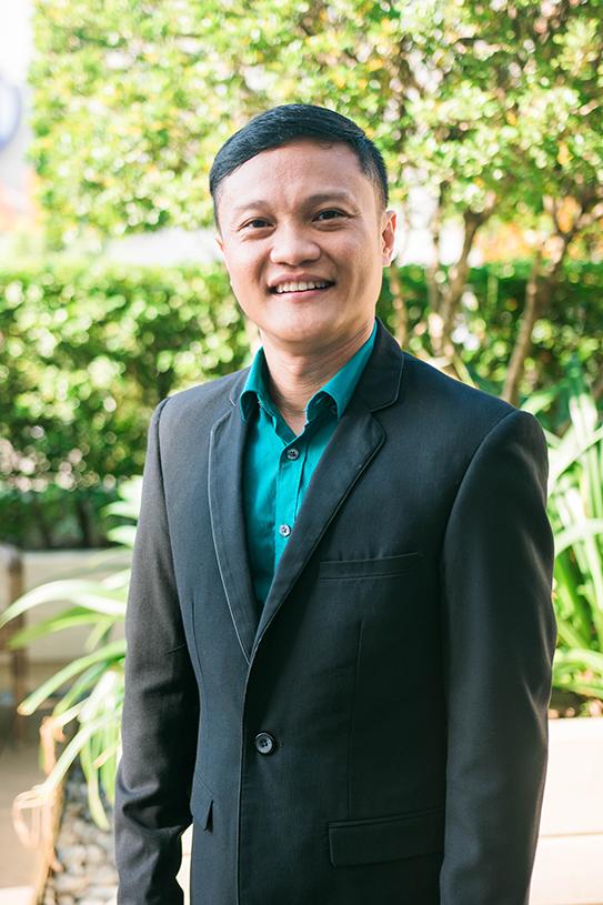 Rev. Jay Bautista