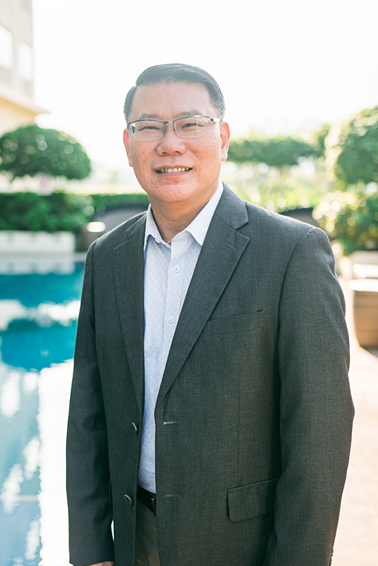 Rev. Peter Wee