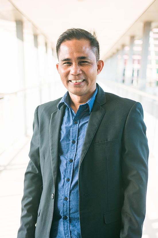 Rev. Renante Subong